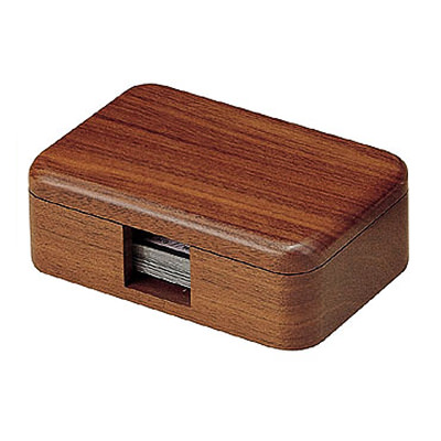 JDDA-1315 Wooden Namecard Case