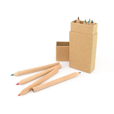 AMEF-1004 Eco-Friendly Colour Pencils (10 pcs)