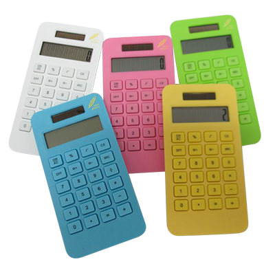 LMEF441 Eco Corn Plastic Calculator
