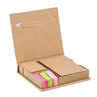 PEF1380 Eco-Friendly Post-It Pad Set