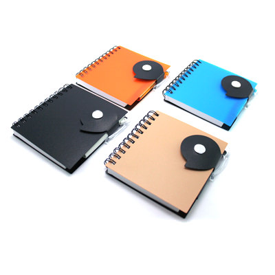 AMSM-1008 Trendy Notebook with Ball Pen