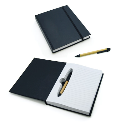 AMSM-1010 Notebook with Pen